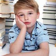 Στρατηγικές για οργανωμένο διάβασμα του παιδιού στο σπίτι