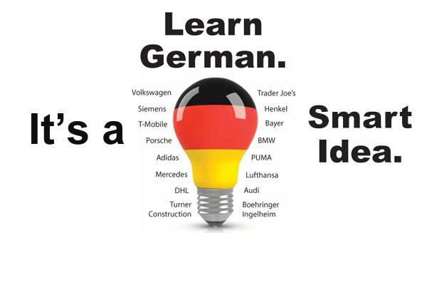 Γιατί να μάθω Γερμανικά;
